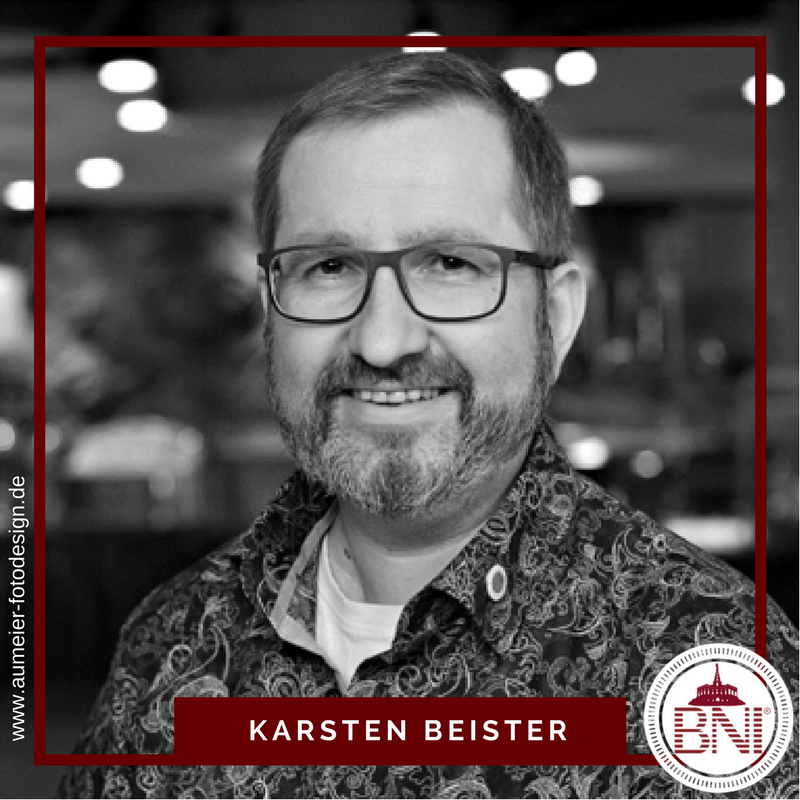 Karsten Beister Büroorganisation BNI Herkules Kassel