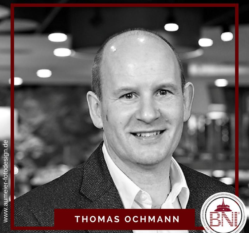 Thomas Ochman Bettenfachhändler BNI Herkules Kassel
