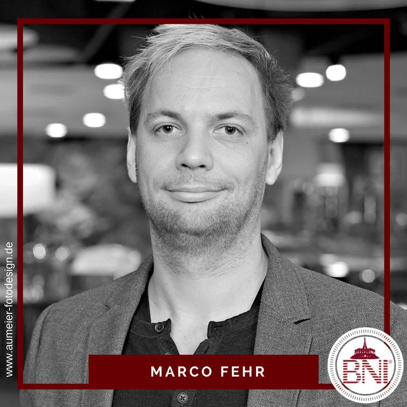 Marco Fehr Bauunternehmen BNI Herkules Kassel