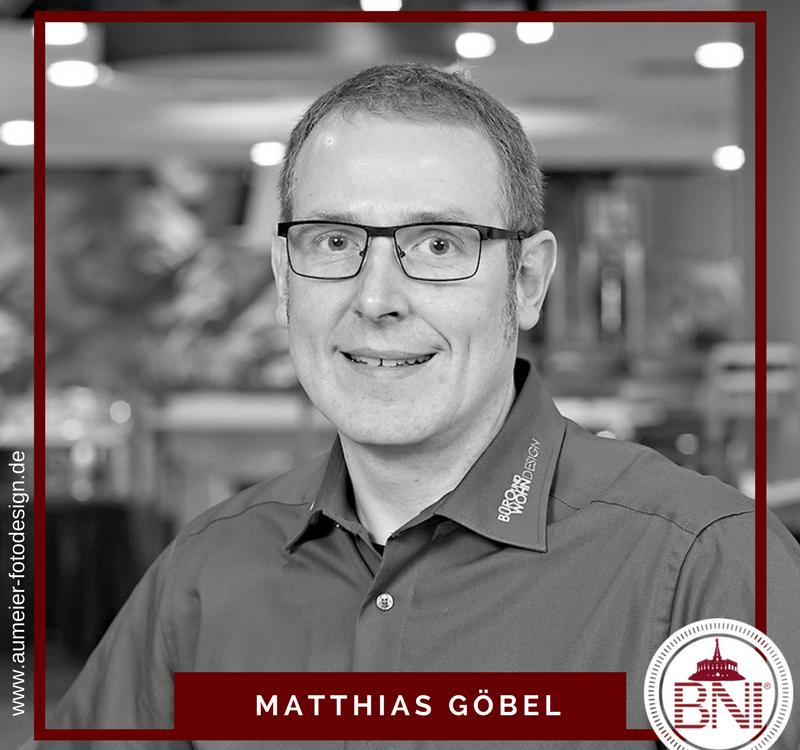 Matthias Göbel Büromöbel BNI Herkules Kassel