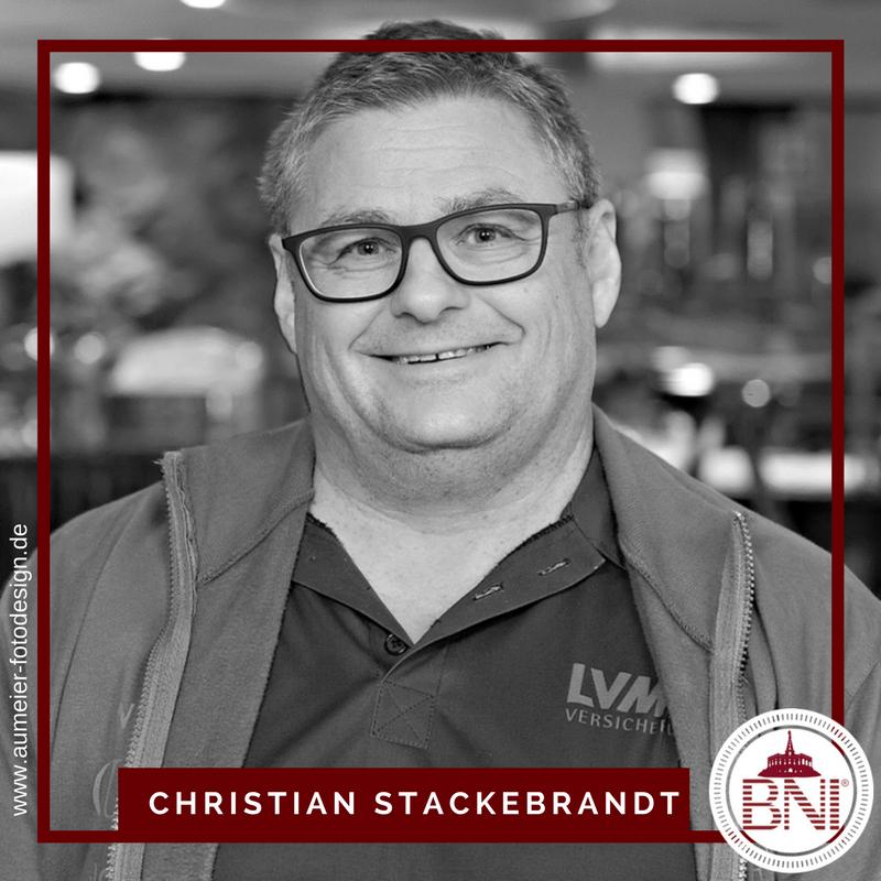 Christian Stackebrandt Versicherungen BNI Herkules Kassel
