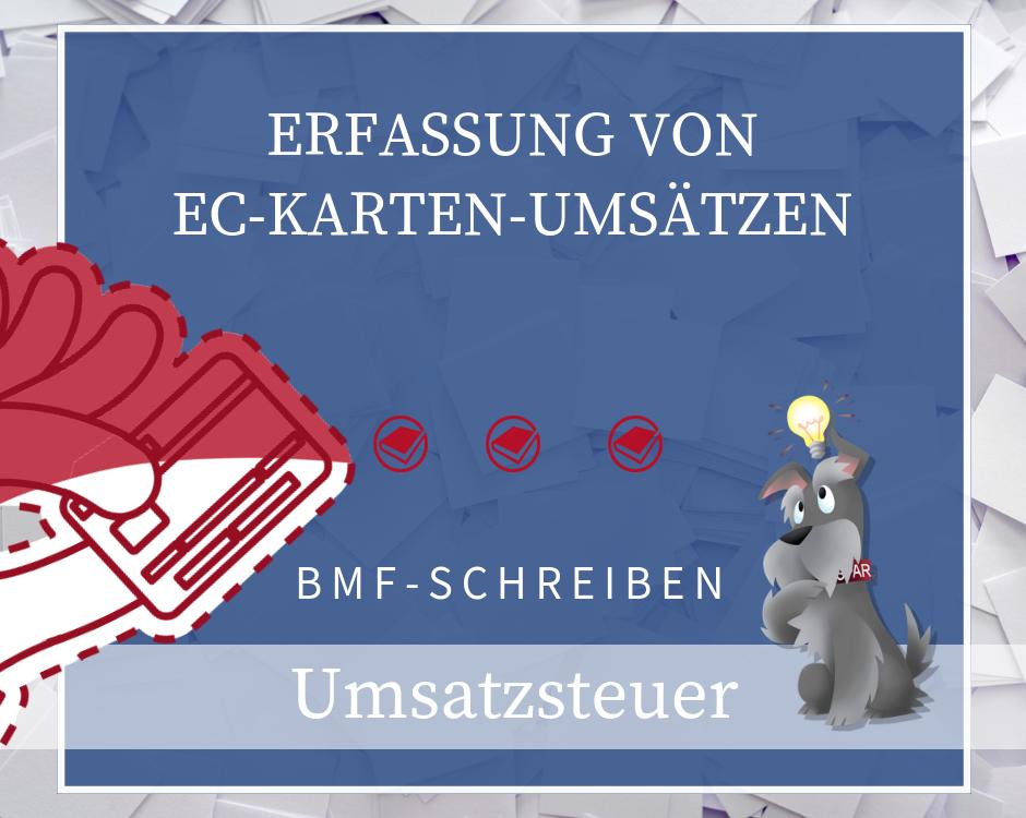 BHS Unternehmen Umsatzsteuer Erfassung EC Karten Umsätze