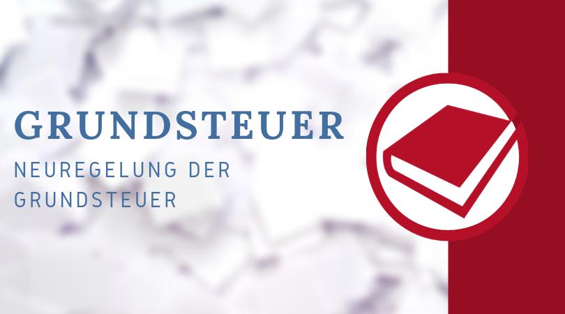 Buchhalterseele Blog Nachrichten Grundsteuer