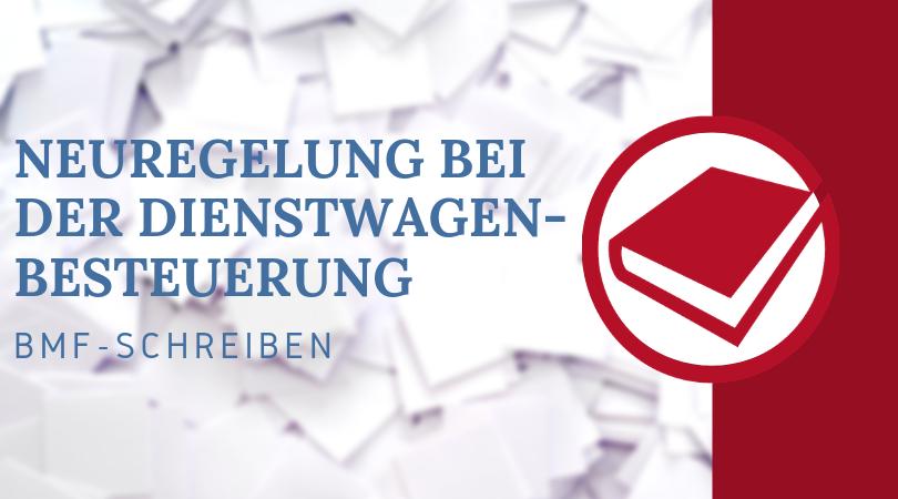 Buchhalterseele Blog Nachrichten Neuregelung Bei Der Dienstwagenbesteuerung