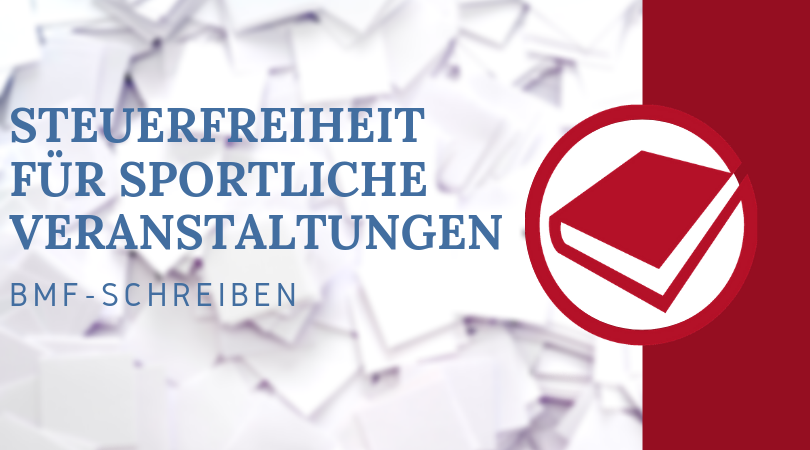 Buchhalterseele Blog Steuerfreiheit Für Sportliche Veranstaltungen