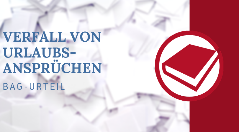 Buchhalterseele Blog Verfall Von Urlaubsansprüchen