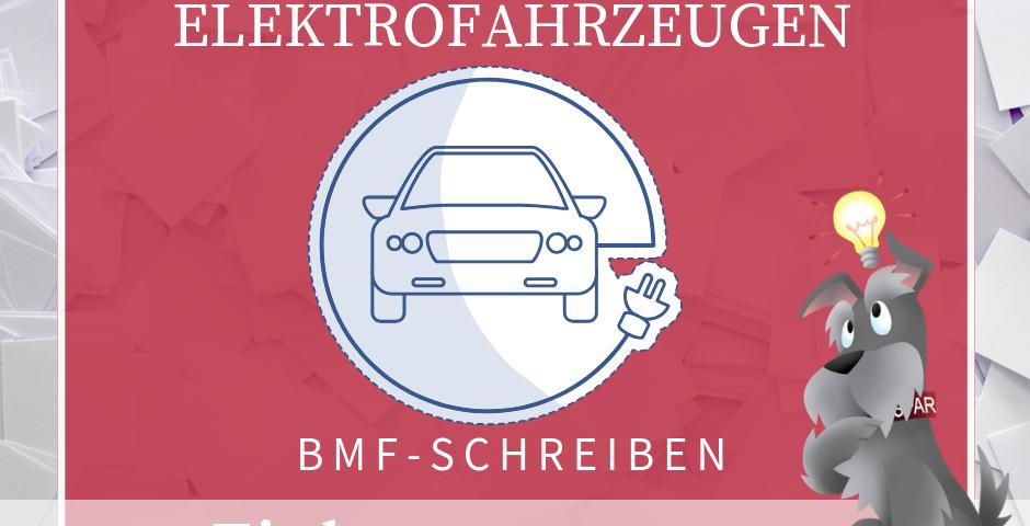 Buchhalterseele Einkommensteuer Überlassung Von Elektrofahrzeugen